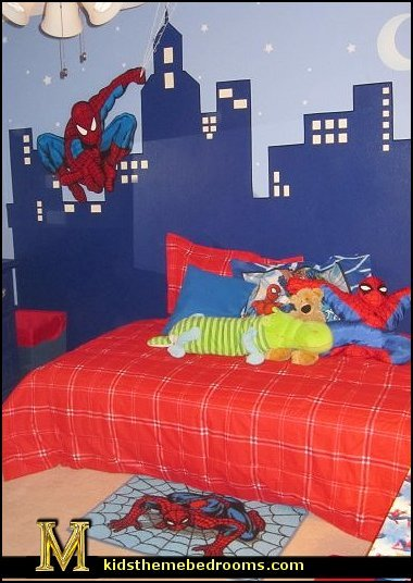 Best Decorating Theme Bedrooms Maries Manor Superheroes Bedroom Ideas Batman Spiderman With Pictures