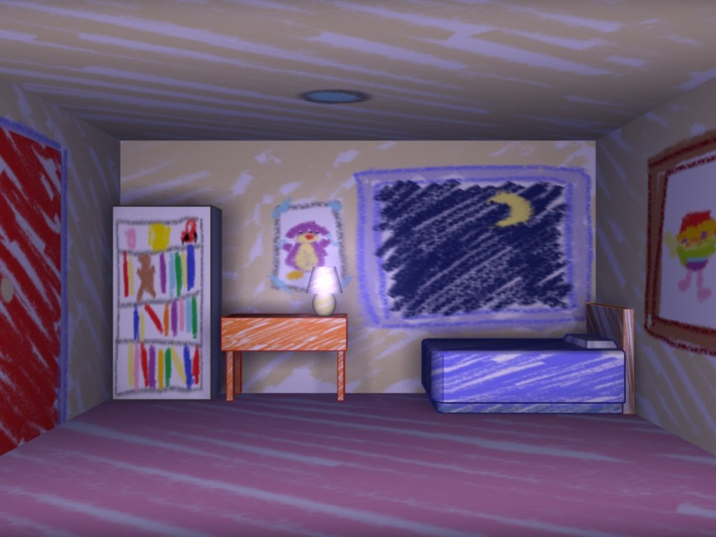 Best Joey Ku Adaptation Bedroom Background With Pictures