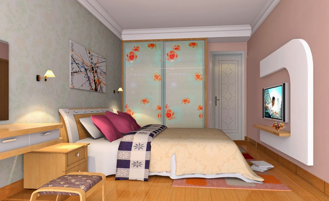 Best Foundation Dezin Decor 3D Bedroom Models With Pictures