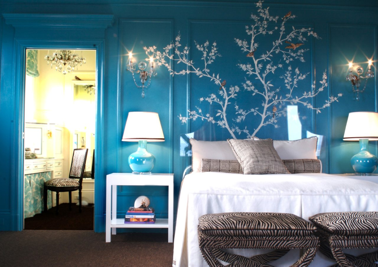 Best The Homely Place Kendall Wilkinson Blue Room With Pictures
