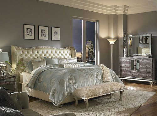Best Decorating Theme Bedrooms Maries Manor Vintage Glam With Pictures