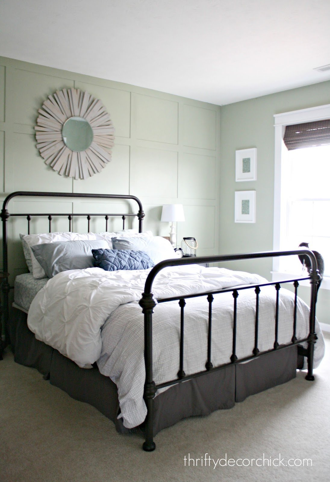 Best A Pretty New Metal Bed From Thrifty Decor Ch*Ck With Pictures