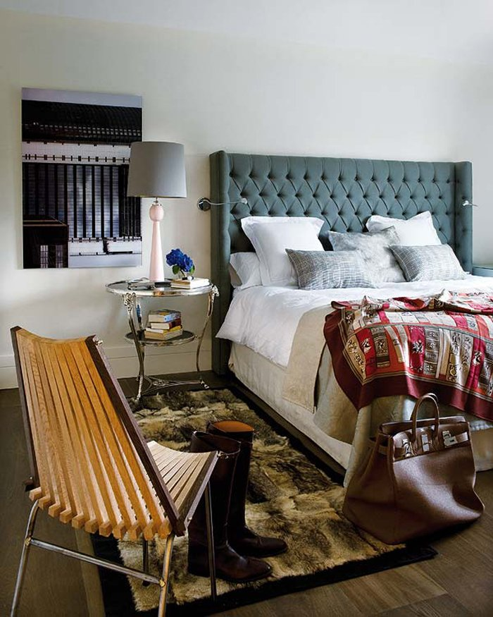 Best Masculine Bedrooms Song Of Style With Pictures