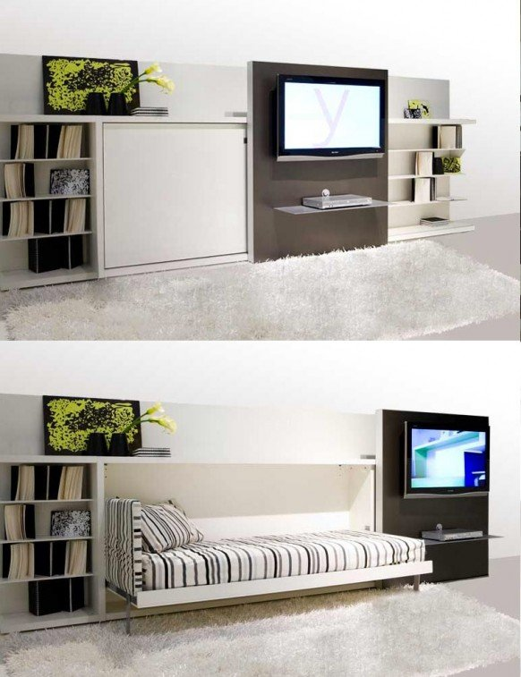 Best Creative Multi Purpose Furniture For Small Spaces Ideas With Pictures