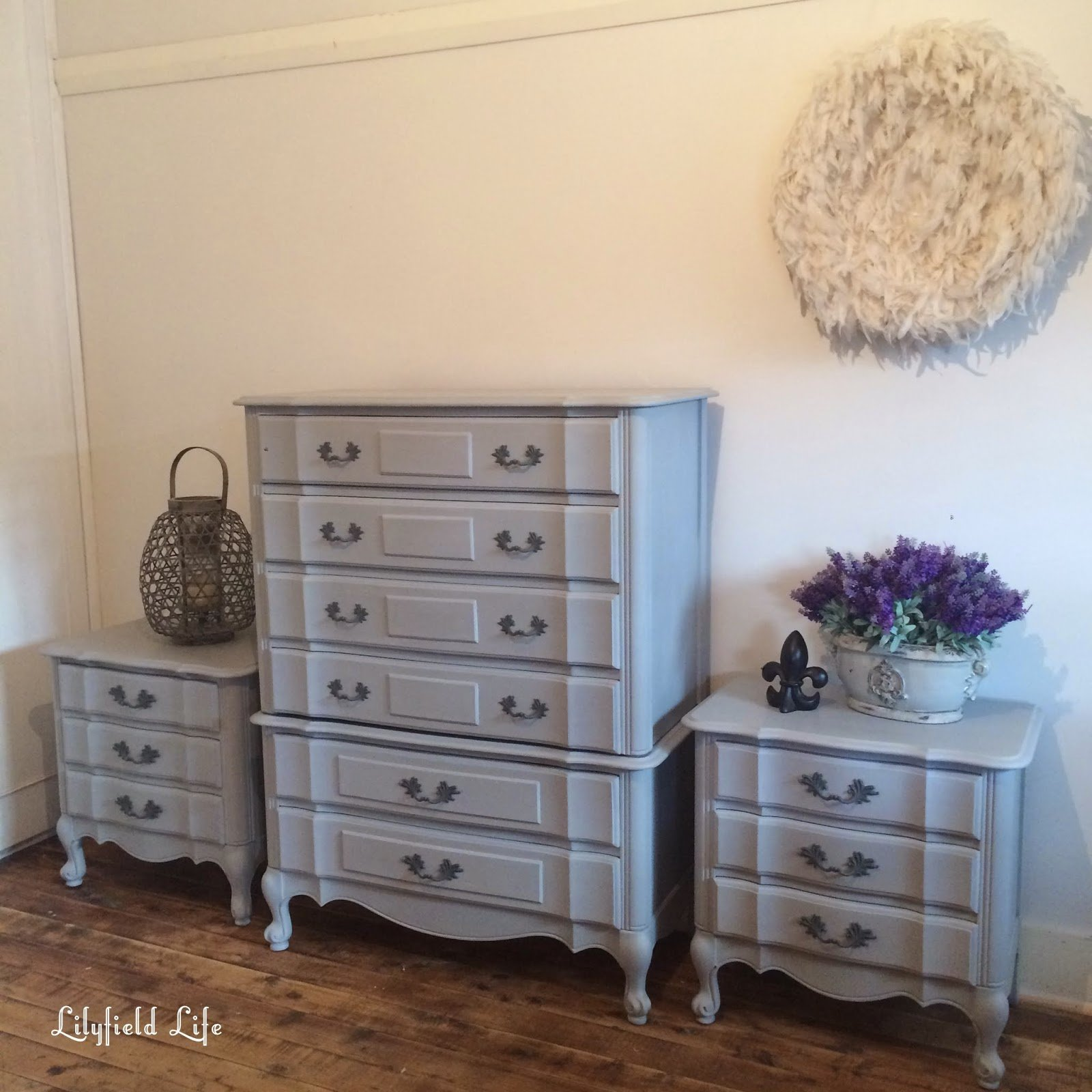 Best Lilyfield Life Ascp Paris Grey French Style Bedroom Furniture With Pictures