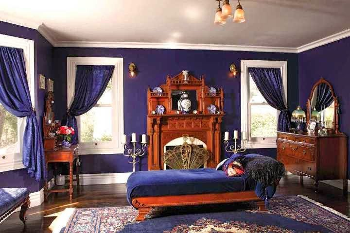 Best Victorian Home Interior Paint Color Ideas With Pictures
