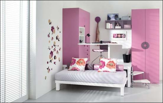 Best Key Interiors By Shinay Cool Modern T**N Girl Bedrooms With Pictures