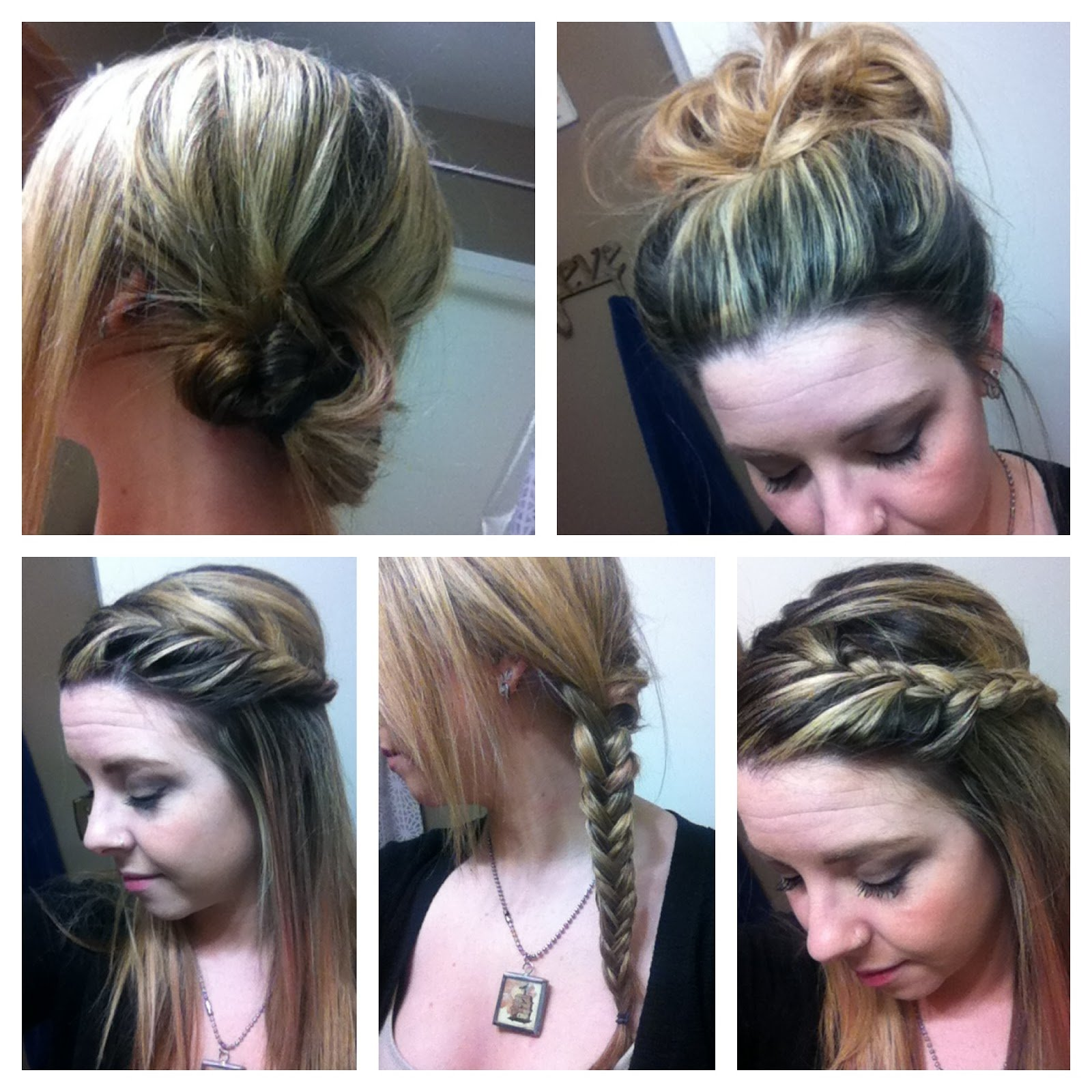 Free Ashley Sue Makeup 5 Easy Back To School Hairstyles In Wallpaper