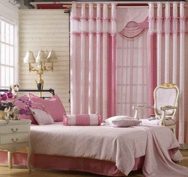 Best Modern Furniture 2013 Girls Room Curtains Design Ideas With Pictures