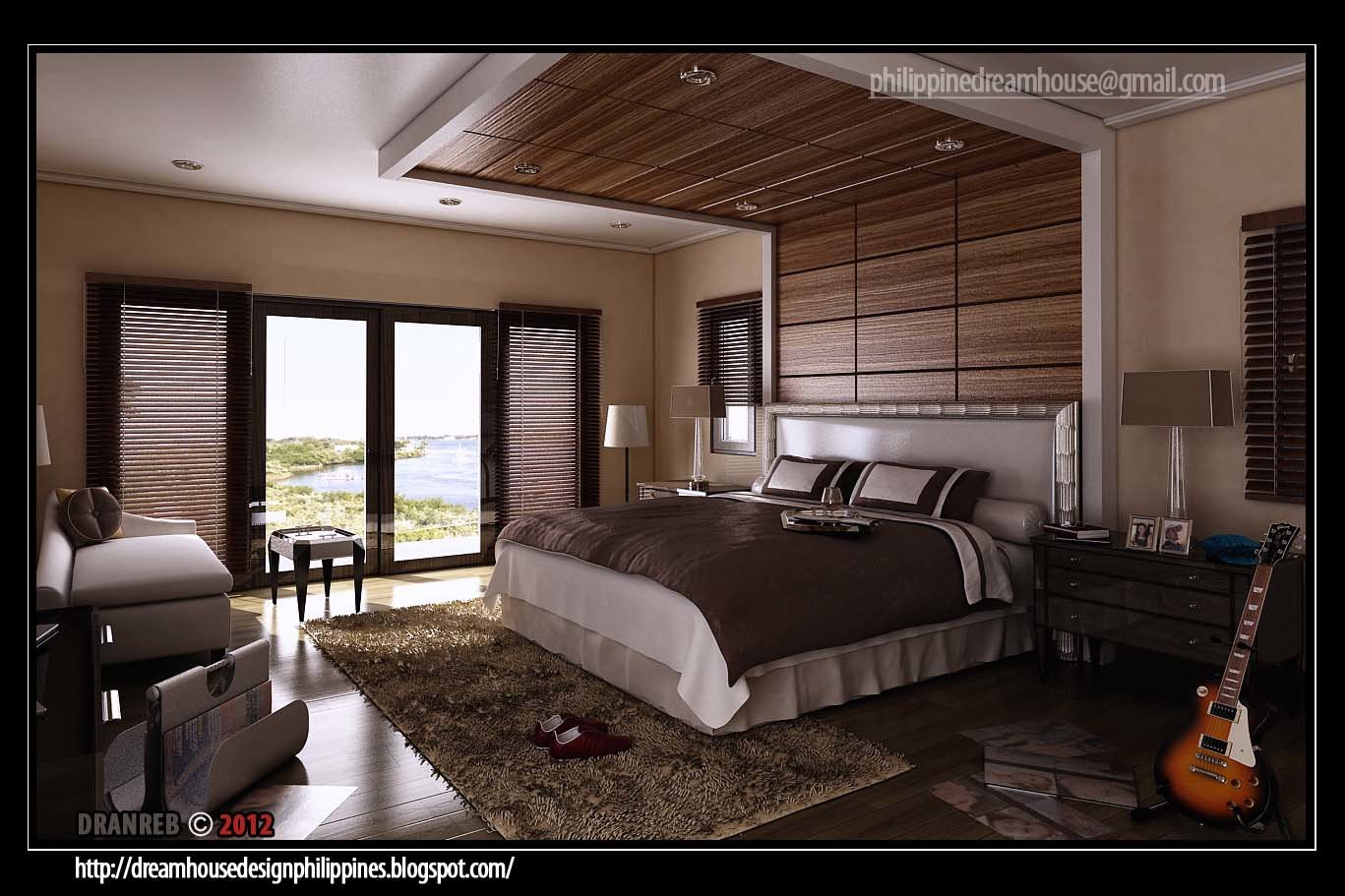 Best Philippine Dream House Design The Master S Bedroom With Pictures