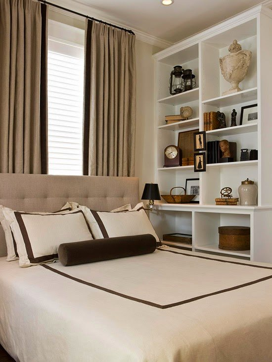 Best Modern Furniture 2014 Tips For Small Bedrooms Decorating With Pictures