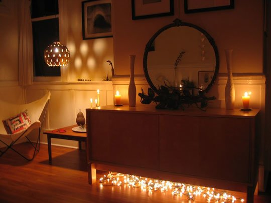 Best Cool Wallpapers Christmas Lights In Bedroom With Pictures