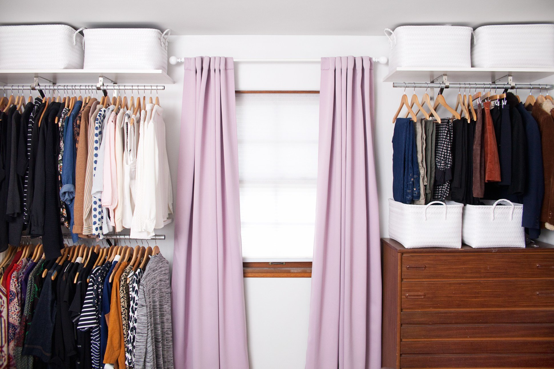 Best Creating An Open Closet System A Beautiful Mess With Pictures