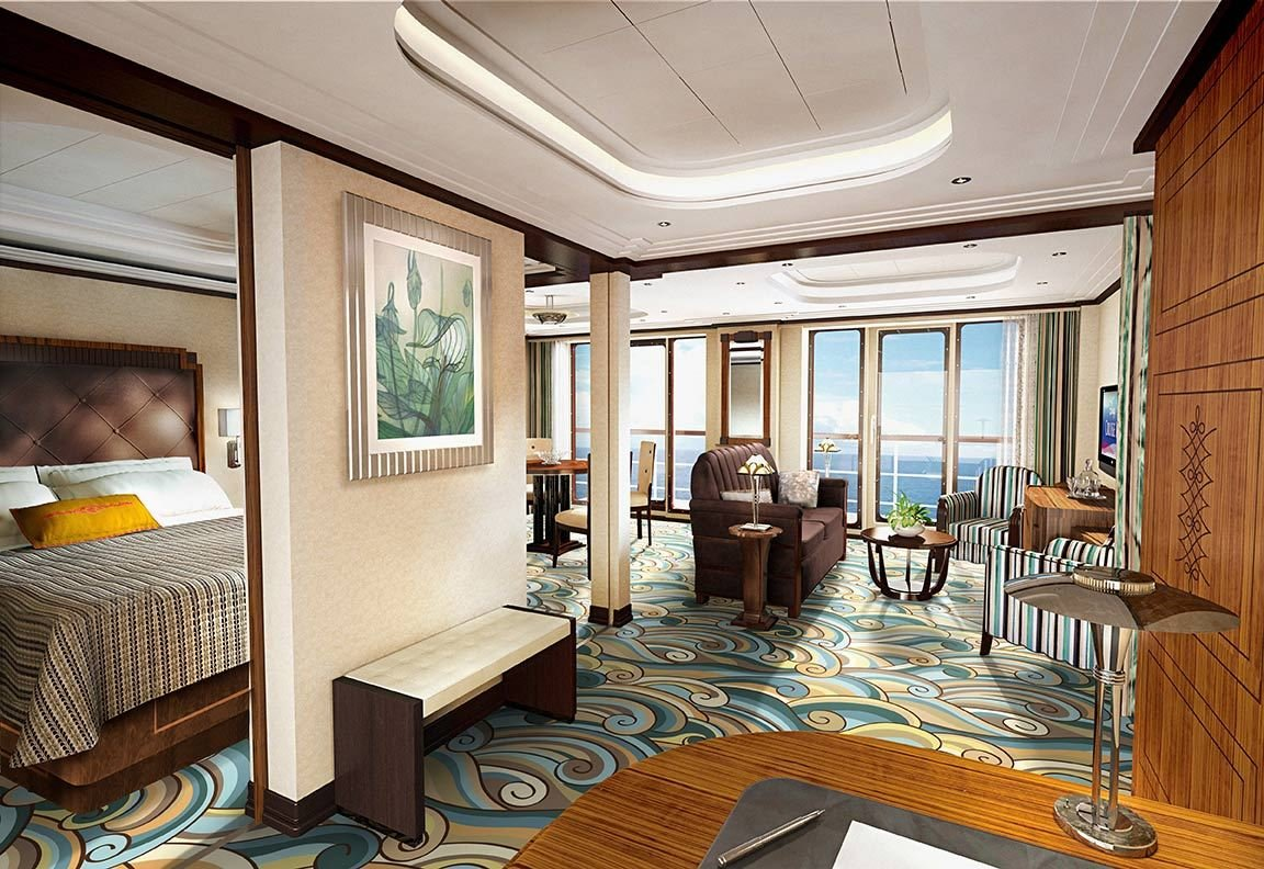 Best 4 Of The Best Family Suites On Cruise Ships With Pictures