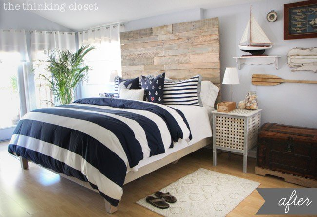 Best Nautical Bedroom Decor Ideas Home Diy With Pictures