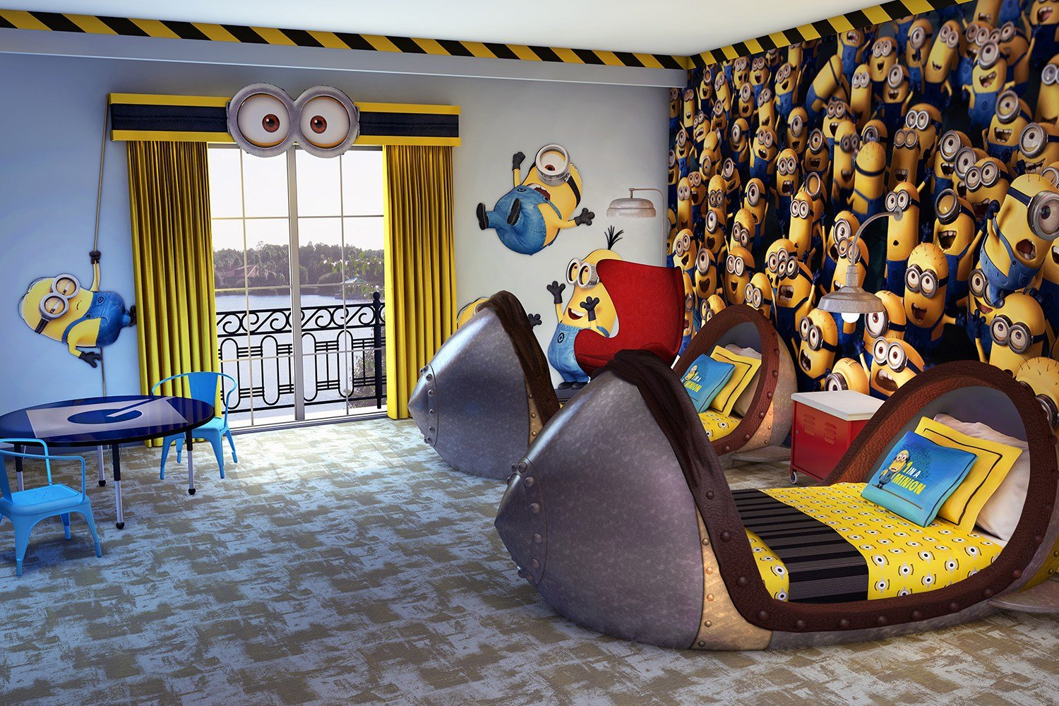 Best Behind The Thrills Sleep Like A Minion At All New With Pictures