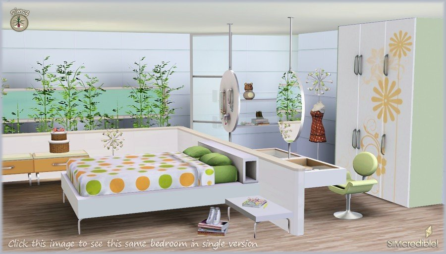 Best My Sims 3 Blog Petala Bedroom And Decor By Simcredible Designs With Pictures