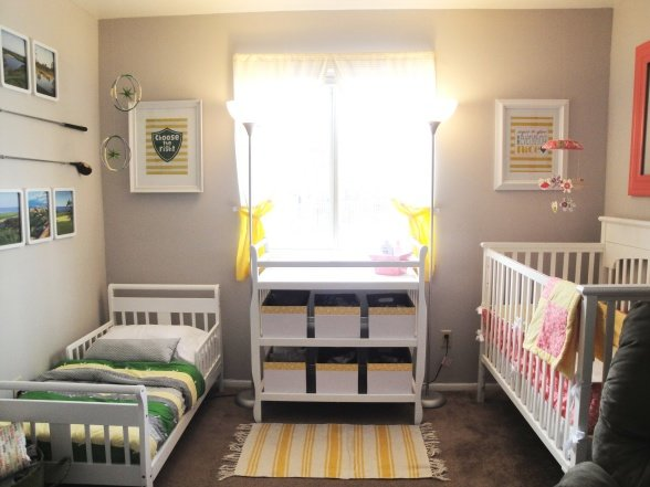 Best Scribbles Such Shared Boy Girl Bedroom With Pictures