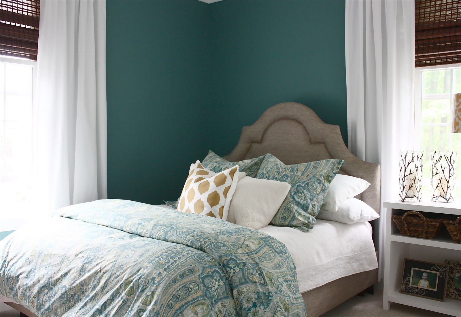 Best The Yellow Cape Cod Bedroom Makeover Before After With Pictures