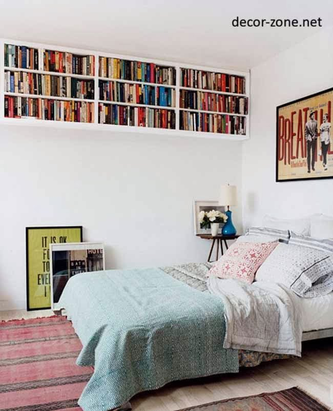 Best Bedroom Shelving Ideas 20 Bedroom Shelves Designs With Pictures