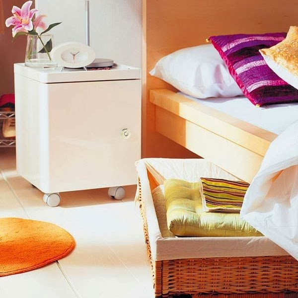 Best Modern Furniture 2014 Clever Storage Solutions For Small Bedrooms With Pictures