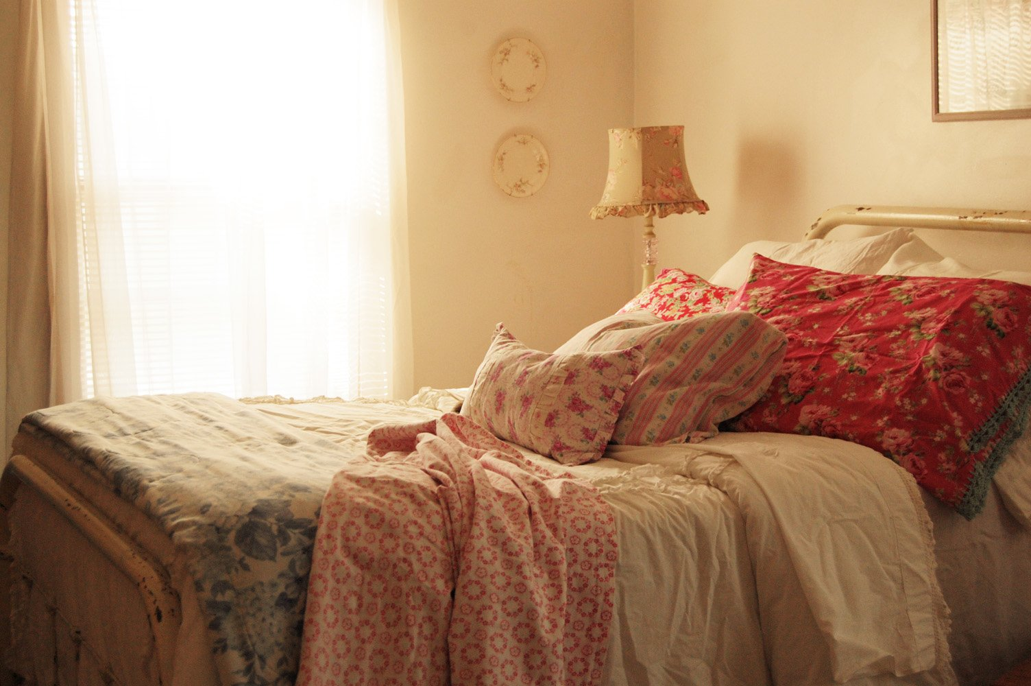 Best Farmhouse Life My Simple Cozy Bedroom With Pictures