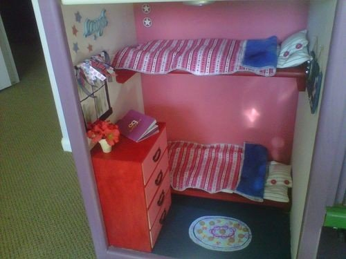 Best Caught My Fancy An American Girl Doll Bedroom With Pictures