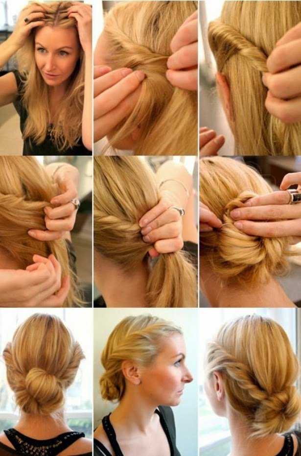Free Beauty Land 5 Quick And Easy Hairstyles Wallpaper