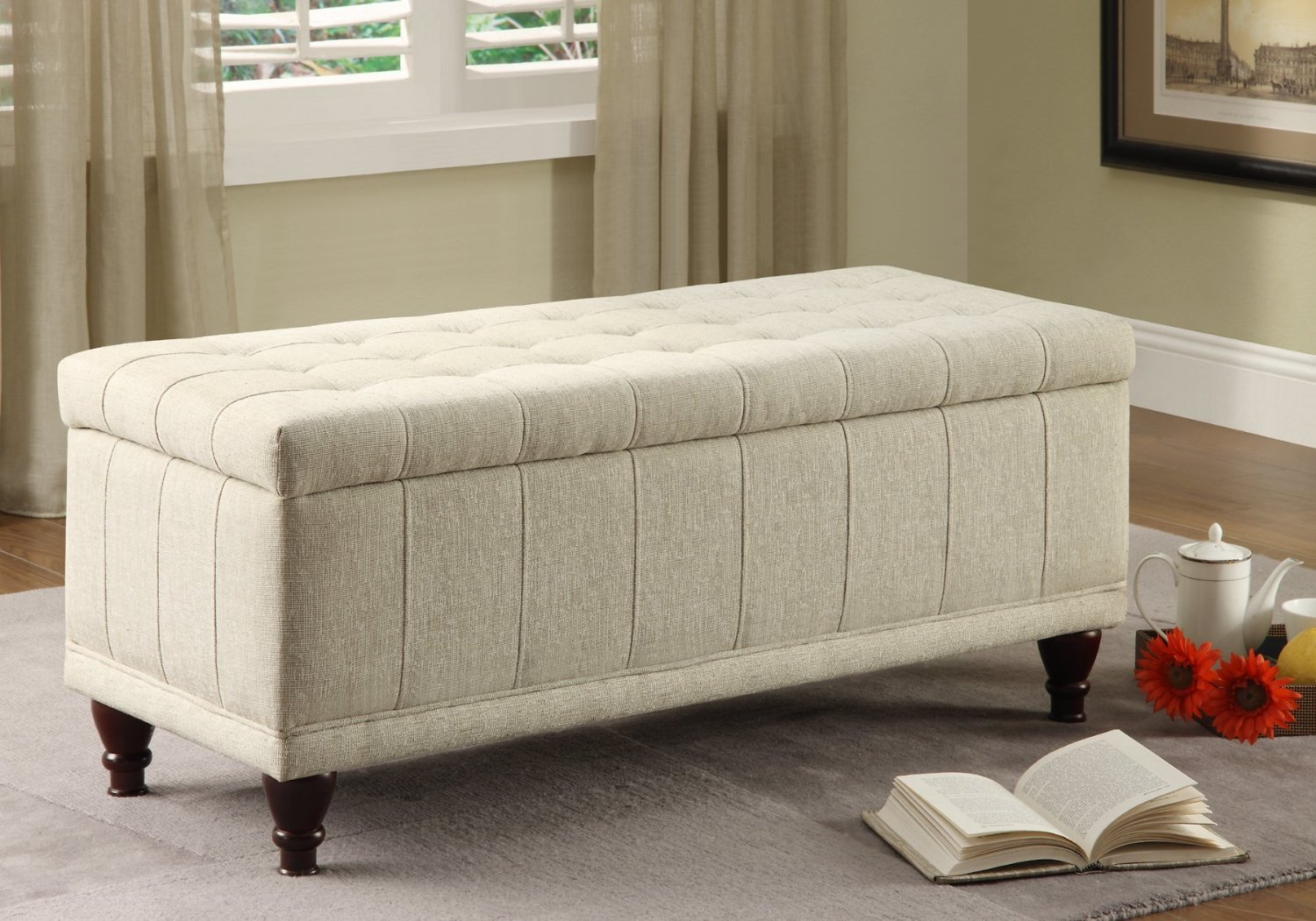 Best Bedroom Storage Bench Seat With Pictures