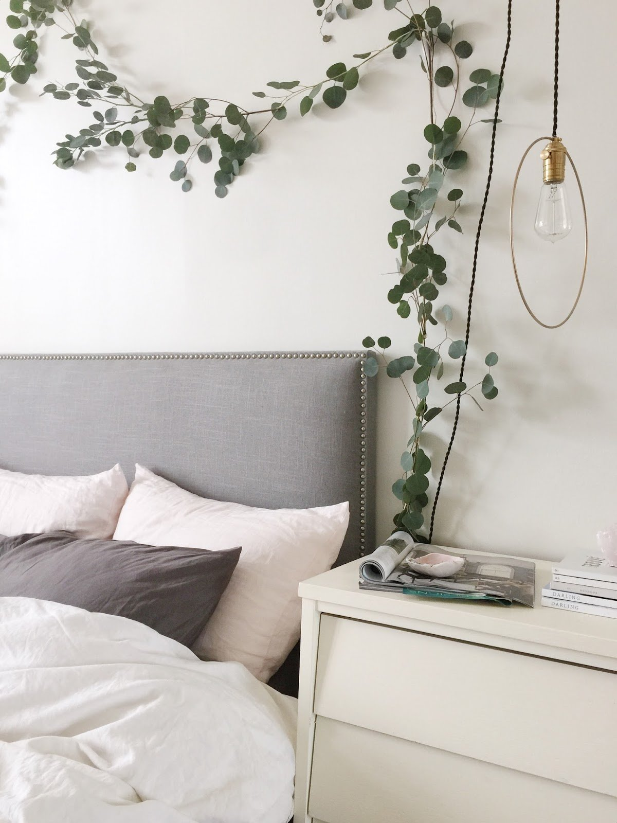 Best Avery Street Design Blog Diy Eucalyptus Garland With Pictures
