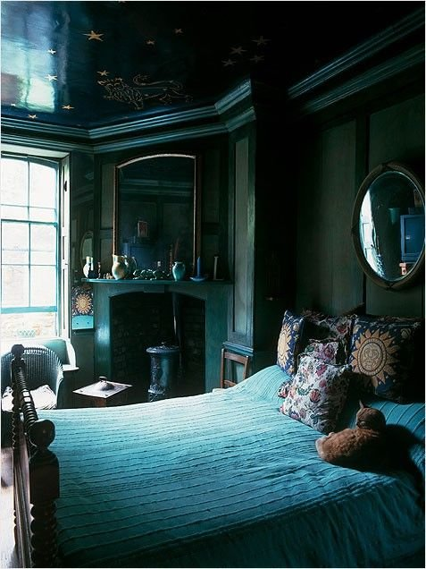 Best Eye For Design Decorating Dark Moody Bedrooms With Pictures