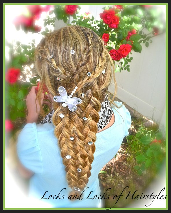 Free Locks And Locks Of Hairstyles Quick And Easy Video Wallpaper