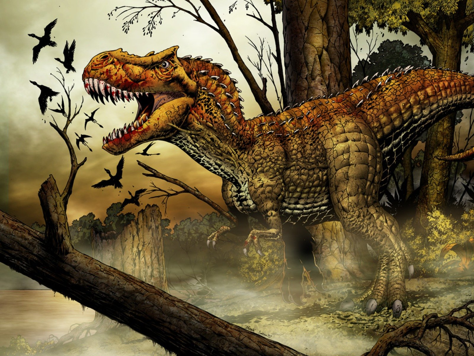 Best High Definition Photo And Wallpapers Dinosaur Wallpapers With Pictures