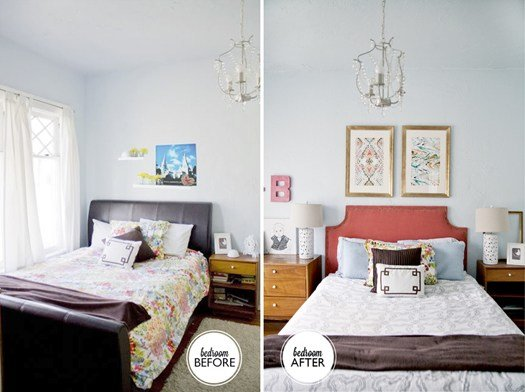 Best Bedroom Before After Collected With Pictures