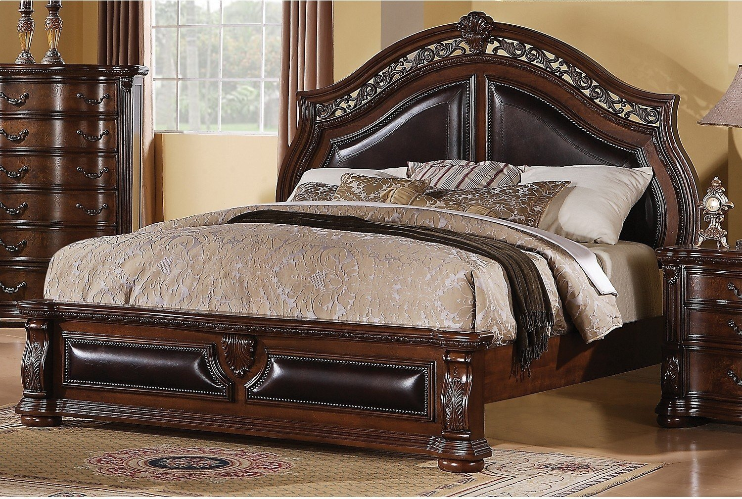 Best Morocco King Bed The Brick With Pictures