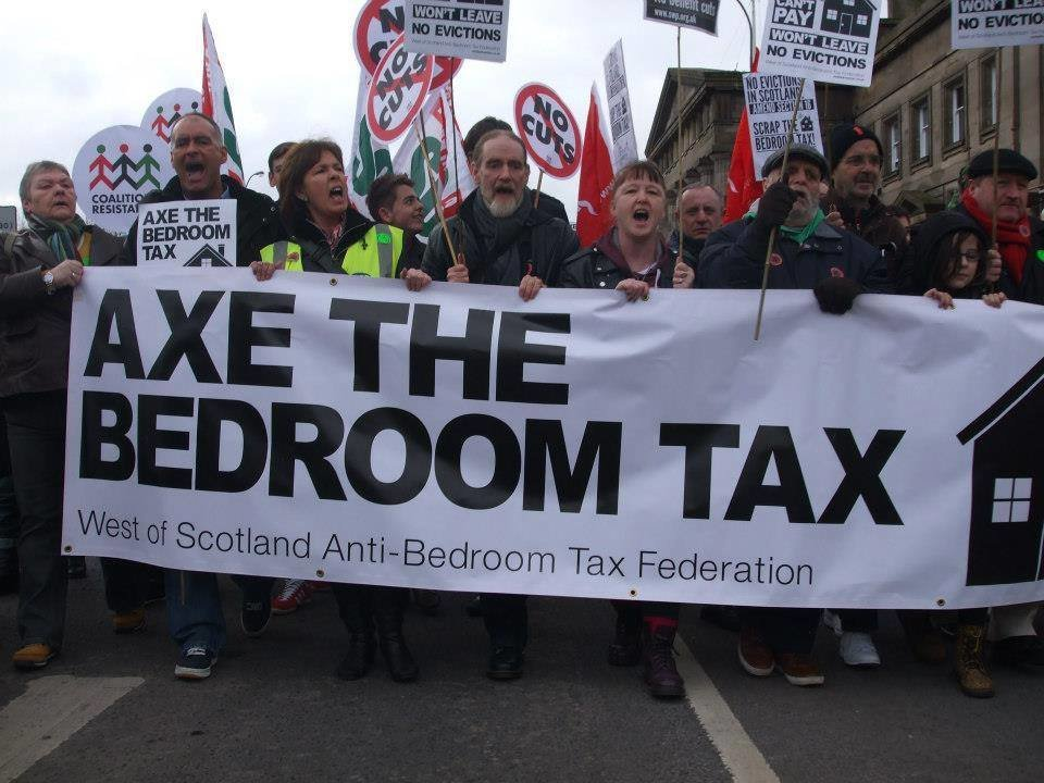 Best Bedroom Tax Defeated In Scotland Socialist Party Scotland With Pictures