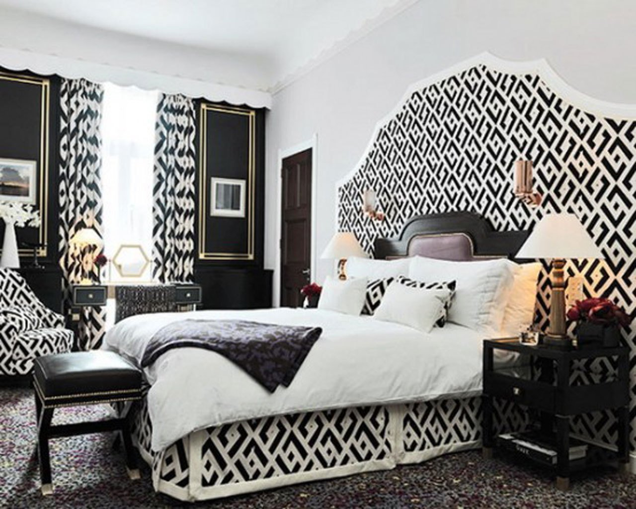 Best Black And White Contemporary Interior Design Ideas For With Pictures