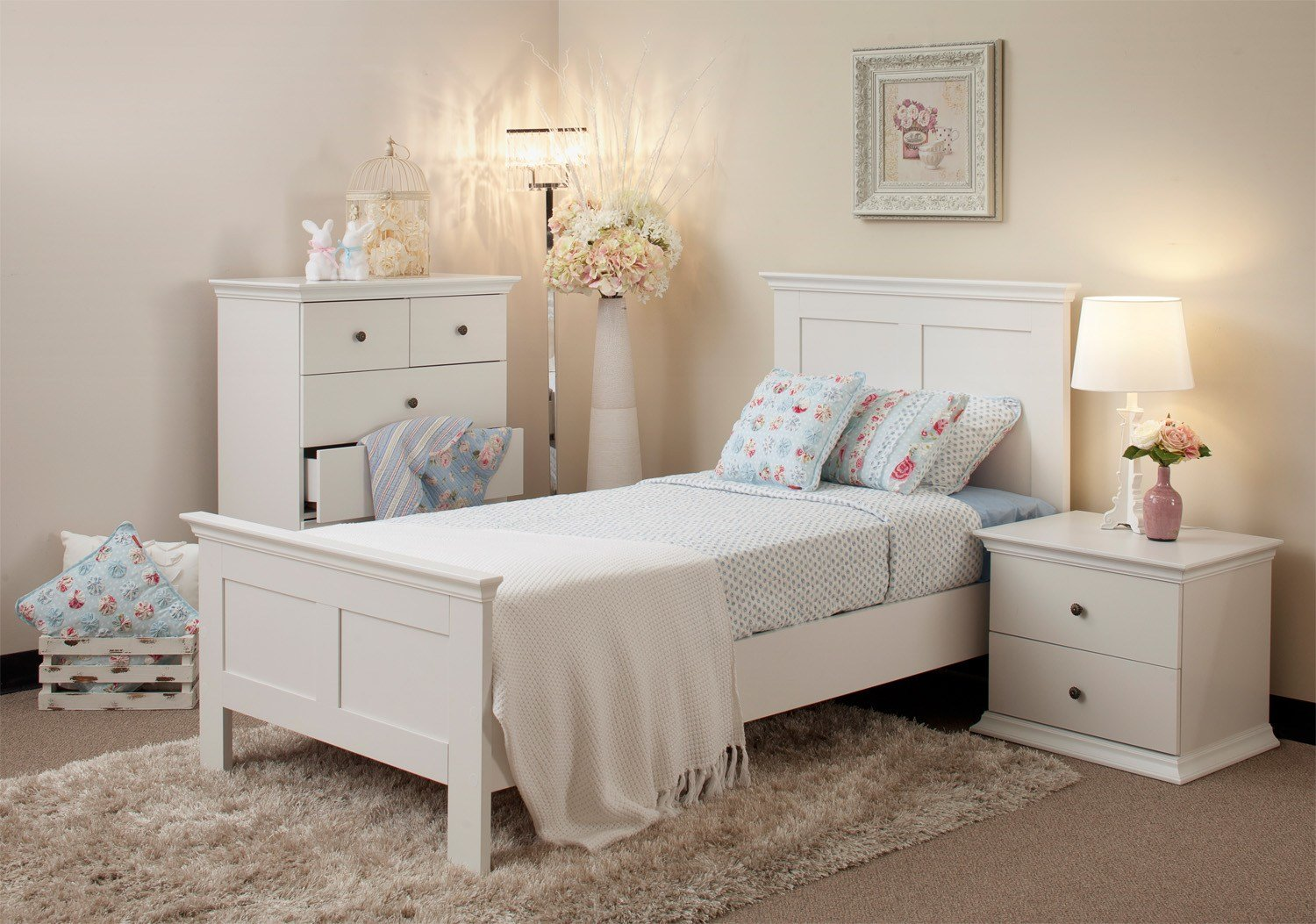 Best White Bedroom Design Ideas Collection For Your Home With Pictures