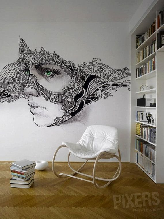 Best 40 Of The Most Incredible Wall Murals Designs You Have With Pictures