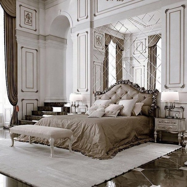 Best 40 Luxury Bedrooms You'll Definitely Wish You Could Nap In With Pictures