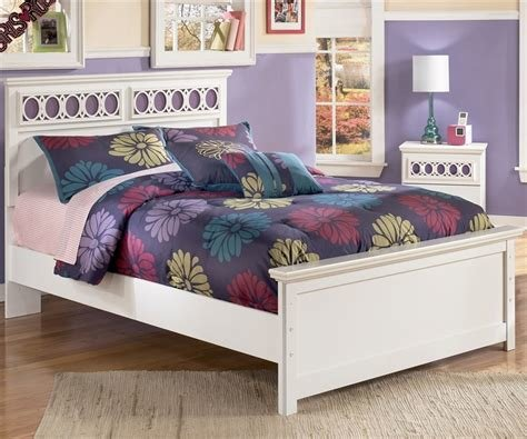 Best Zayley Panel Bed Full Size Bedroom Furniture Beds With Pictures