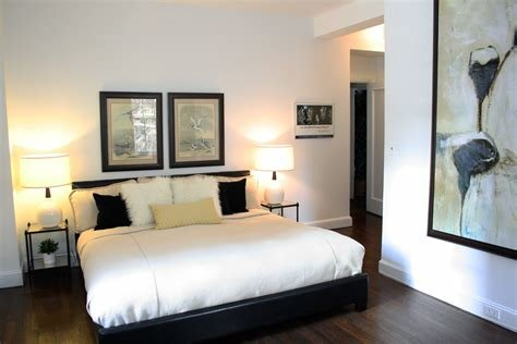 Best Small Bedroom Colors And Designs With Masculine Black Bed With Pictures