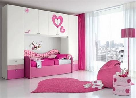 Best Uniquely Cute Bedroom Interior Decoration For Girls With Pictures