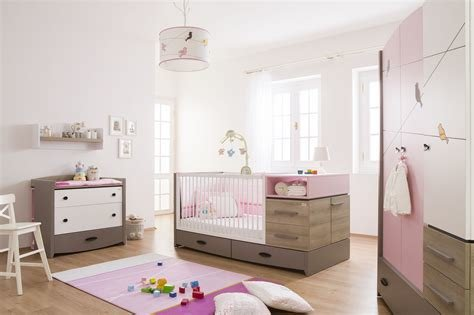 Best Pink And Brown Nursery Baby Waplag Bedroom For Babies With Pictures