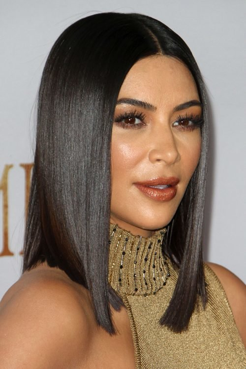 Free Kim Kardashian S Hairstyles Hair Colors Steal Her Style Wallpaper