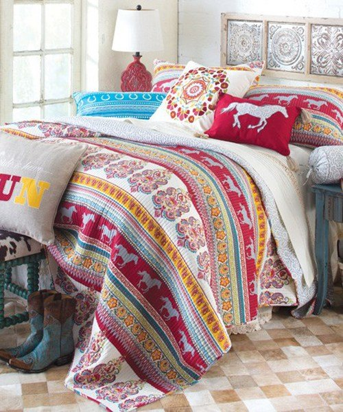 Best Cowgirl Theme Bedrooms How To Create A Cowgirl Room With Pictures