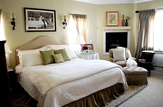 Best Simple And Serene Master Bedroom Centsational Girl With Pictures