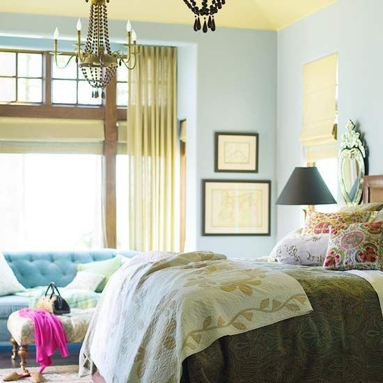 Best Flea Market Chic Bedroom Ideas Bhg Style Spotters With Pictures