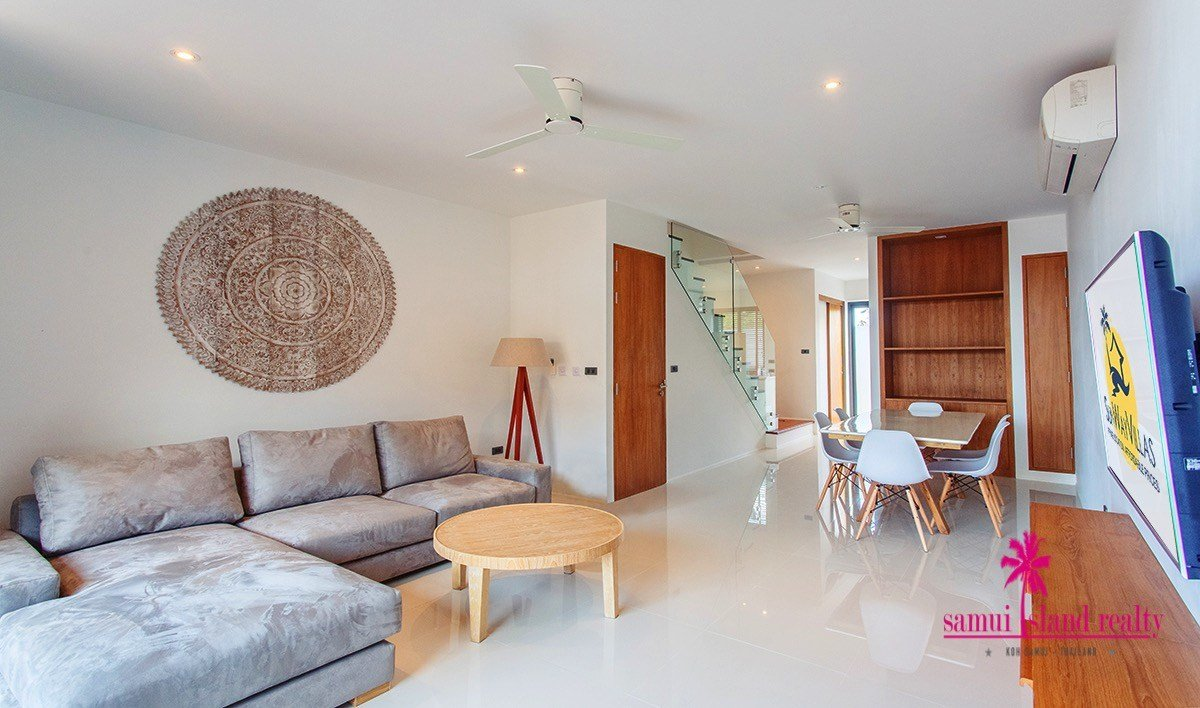 Best Choeng Mon 2 Bedroom Townhouses Samui Samui Island Realty With Pictures