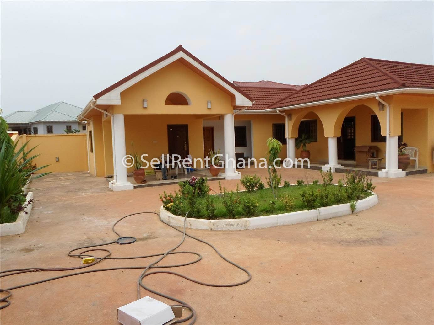 Best 6 Bedroom House For Rent In East Legon Sellrent Ghana With Pictures